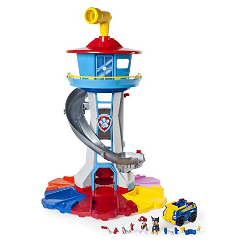 PAW PATROL 6037842 - Lifesize Lookout Tower Spielset - 75 cm groß