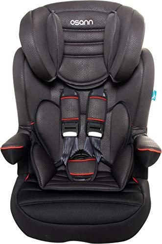 Osann Kindersitz Comet Isofix Gruppe 1/2/3 (9-36 kg) Kinderautositz Noir
