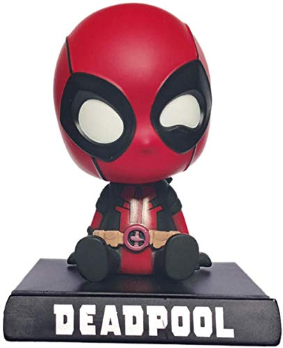 Vinyl Wackelkopf POP Vinyl Figur Xmen Deadpool Kuchen Dekoration Shake Head Puppe Auto Dekoration Cartoon...