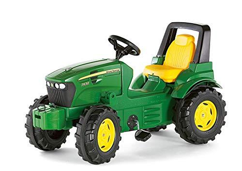 Rolly Toys rollyFarmtrac John Deere 7930 (Sitz verstellbar, Flüsterlaufreifen, Alter 3-8 Jahre, Front-...