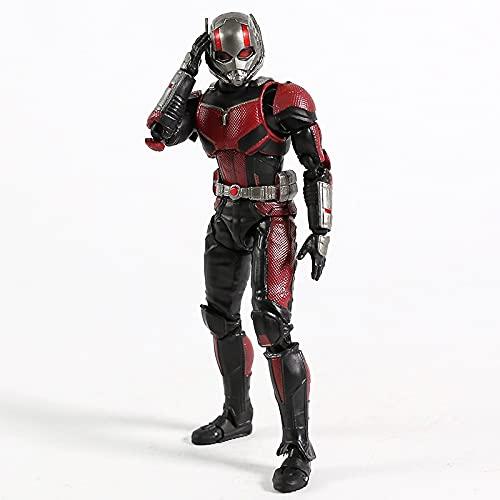 jwj mech Model Anime Avengers Ant Man Black Widow Star Lord Doctor Strange Thanos Iron Man Hulk Thor...