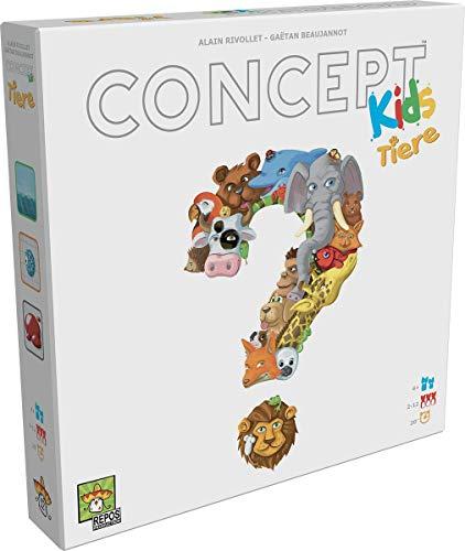 Asmodee Repos Production RPOD0008 - Concept Kids, Kinder-Spiel, Deutsch
