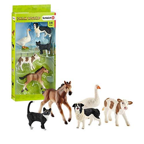 Schleich 42386 - Farm Word Tier-Mix - Spielzeug