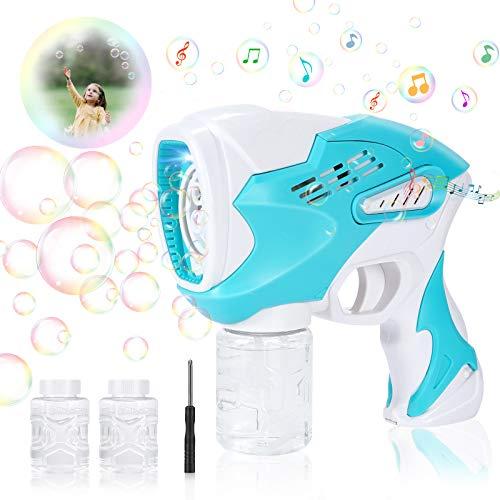 joylink Seifenblasenpistole, Automatische Seifenblasenmaschine für Kinder Seifenblasenmaschine Spielzeug...