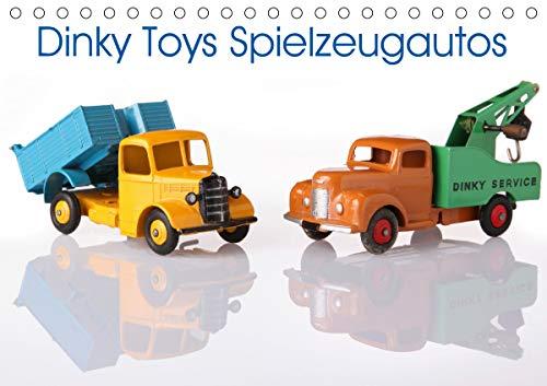 Dinky Toys Spielzeugautos (Tischkalender 2021 DIN A5 quer)