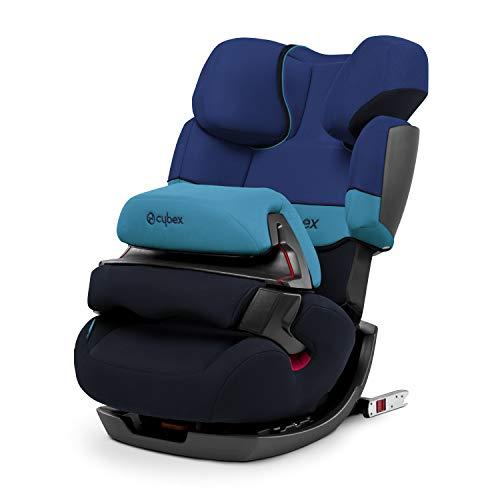 CYBEX Silver 2-in-1 Kinder-Autositz Pallas-Fix, Für Autos mit und ohne ISOFIX, Gruppe 1/2/3 (9-36 kg),...