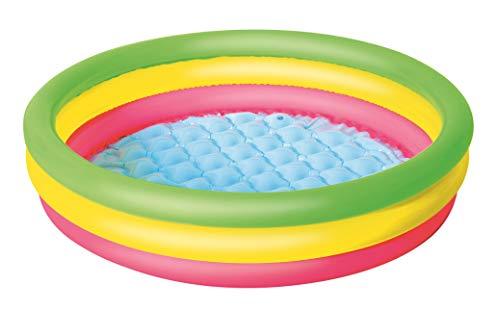 Bestway 51104 - Planschbecken 102x25cm 'Summer Set Pool' 3-Ringe