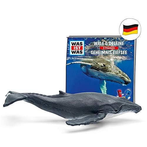 tonies® Hörfigur: was IST was - Wale & Delfine/Geheimnisse Tiefsee