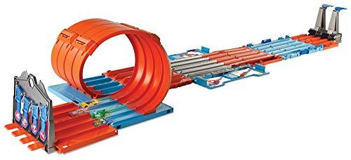 Hot Wheels - Track Builder Mega Rennbox