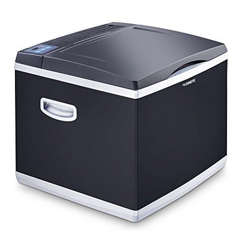 DOMETIC CoolFun CK 40D Hybrid - tragbare Kompressor- /thermoelektrische-Kühlbox, 38 Liter, 12 V und 230...