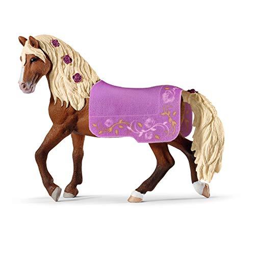 Schleich 42468 Horse Club Spielset - Paso Fino Hengst Pferdeshow, Spielzeug ab 5 Jahren