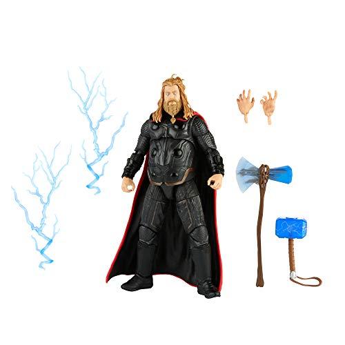 Hasbro Marvel Legends Series 15 cm große Thor Action-Figur, Charakter aus der Infinity Saga, mit...