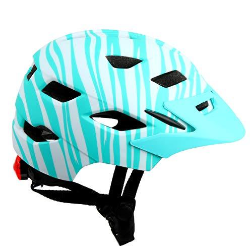 carinacoco Fahrradhelm Kinder Kinderfahrradhelm Kinder Helm Sporthelm Kinderhelme, Kinder Fahrradhelm...