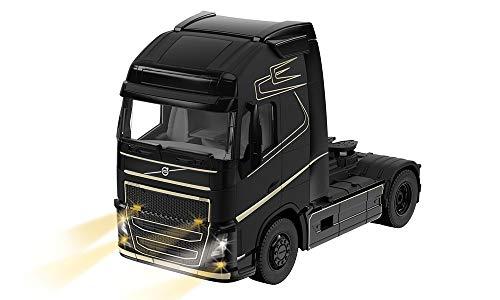siku 6731, Volvo FH16 LKW, 1:32, Metall/Kunststoff, Schwarz, Ferngesteuert, Steuerung mit App via...