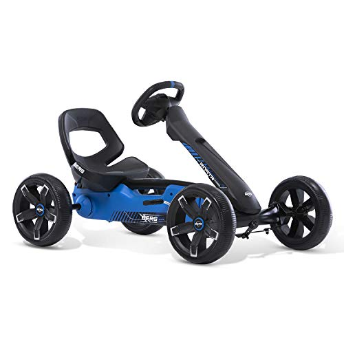 BERG Pedal-Gokart Reppy Roadster mit soundbox   KinderFahrzeug, Tretfahrzeug mit hohem...