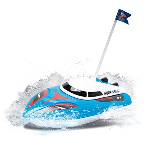 Xtrem Raiders - Aqua Speed, Ferngesteuertes Boot, RC Boote ferngesteuert, Outdoor Spielzeug, Boots...