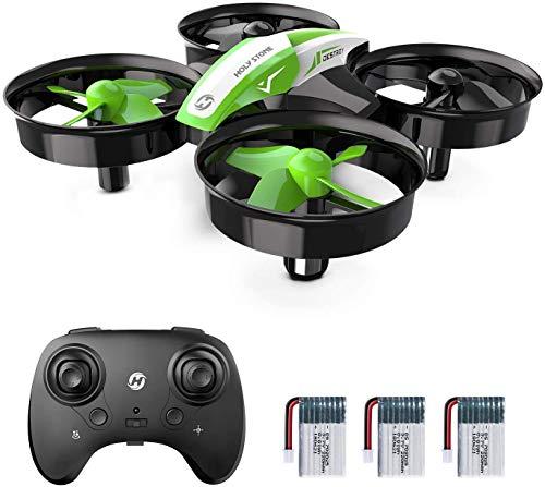 Holy Stone HS210 Mini Drohne für Kinder, RC Quadrocopter Helikopter Ferngesteuert mit 3 Akkus, 21 Min....