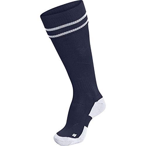 hummel Element Football Sock, Marine/Weiß, 43/45