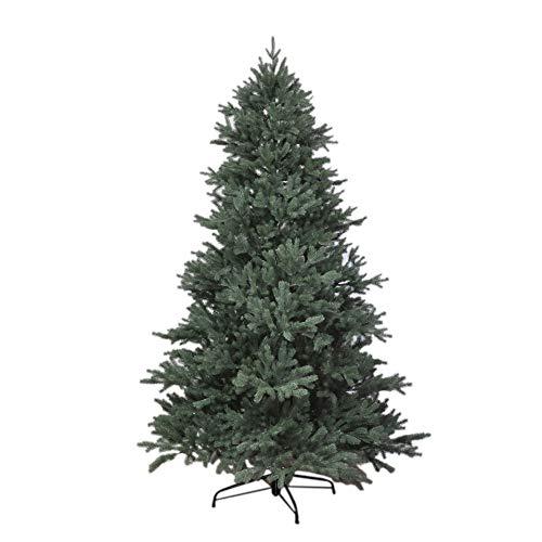 RS Trade 1418 PE Spritzguss Weihnachtsbaum künstlich 240 cm (Ø ca. 147 cm mit ca. 6980 Spitzen, schwer...