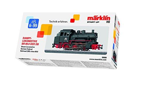 Märklin Start up 30000 - Tenderlokomotive Baureihe 89.0, DB, Spur H0