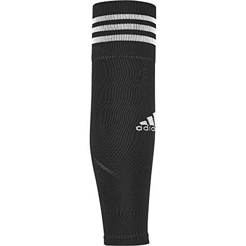 adidas Team Sleeve 18 Socks, Black/White, 3436