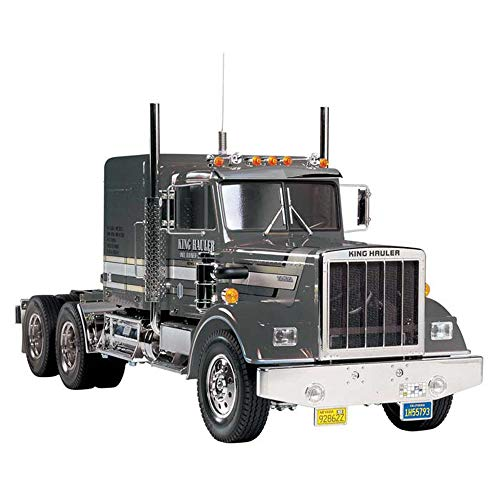 Tamiya 1:14 LKW - Truck RC King Hauler Black Edition