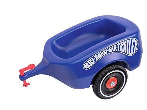BIG-Bobby-Car Trailer Royalblau - Bobby-Car Anhänger für drinnen und draußen, für das BIG-Bobby-Car...