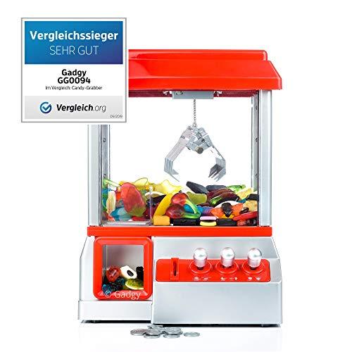 Greifmaschine: Süßigkeiten-Automat für Zuhause