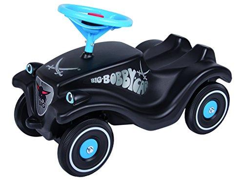 BIG-Bobby-Car Classic Sansibar - Kinderfahrzeug mit Aufklebern für Jungen und Mädchen, belastbar bis zu...