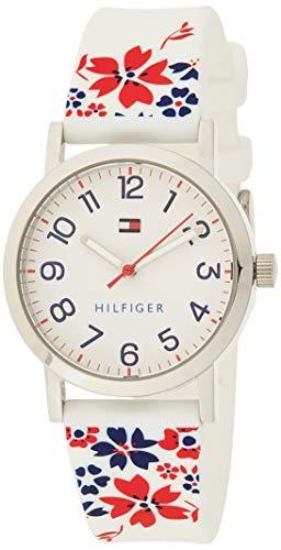 Tommy Hilfiger Analog Quarz Uhr mit Edelstahl Armband 01782173