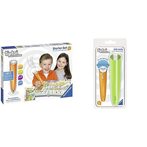 Ravensburger tiptoi Starter-Set : Stift und Erste Zahlen-Buch - Lernsystem für Kinder ab 4 Jahren &...