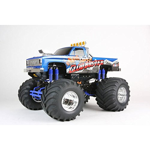 TAMIYA 300058518 - 1:10 RC Super Clod Buster 2012
