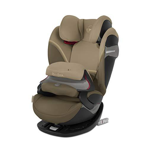 Cybex Gold Pallas S-Fix: Autositz Gruppe 1-3 von 9-36 kg - Testsieger 2018