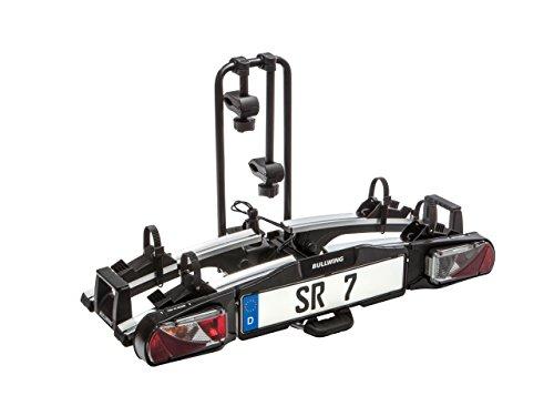 Bullwing SR7 Fahrradträger für Anhängerkupplung für E-Bikes geeignet mit...