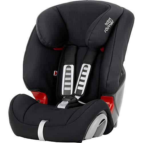 Britax Römer Kindersitz 9 Monate - 12 Jahre | 9 - 36 kg | EVOLVA 123 Autositz Gruppe 1/2/3 | Cosmos...