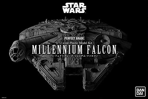 Revell Bandai 1206 Disney Star Wars Millennium Falcon Perfect Grade Zubehör, 1:72/48,2 cm, 48.2cm