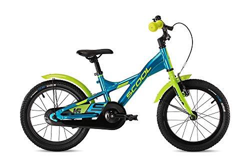 S'Cool XXlite Alloy 16R 1S Kinder Mountain Bike 2021