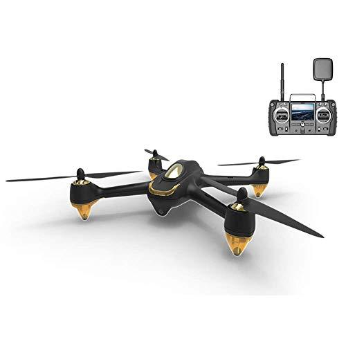 Hubsan H501S X4 Brushless Drohne GPS 1080P HD Kamera Mit H906A Sender Schwarz Pro Version (2 Batterie...