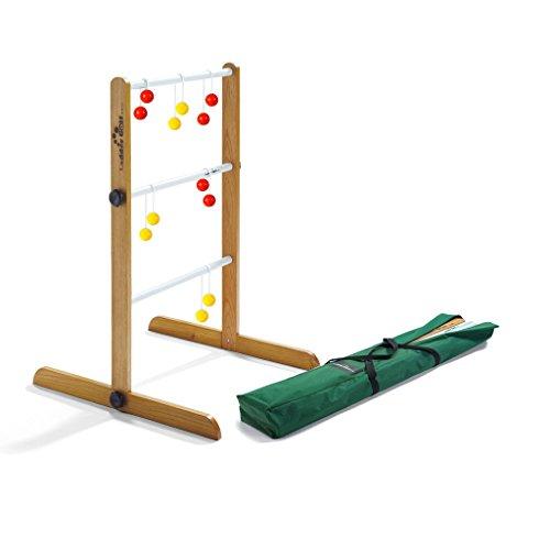 Ubergames Europe Leitergolf, Laddergolf, aus den USA, Original, Patentiert echten Golfbällen, Hartholz...