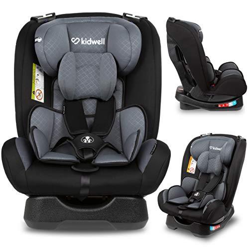 KIDWELL MAVER Autositz Kindersitz 0-36 kg   0-11 Jahren   Gruppe 0/0+ / 1/2/3   mit 5-Punkt-Gurtsystem  ...