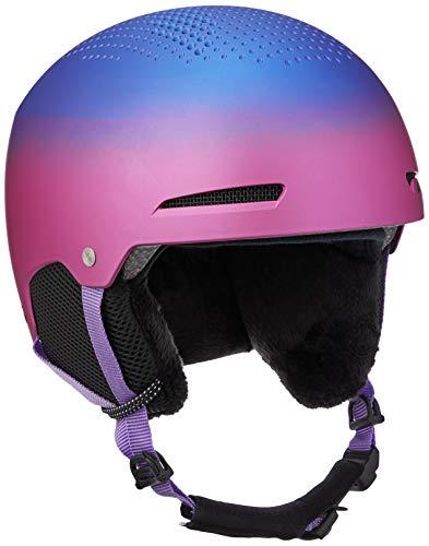 ALPINA Unisex - Kinder, ZUPO Skihelm, flip-flop purple, 46-48 cm