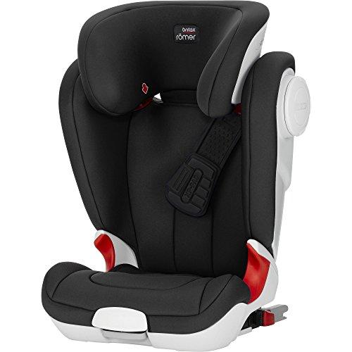 Britax Römer Kindersitz 3,5 - 12 Jahre I 15 - 36 kg I KIDFIX XP SICT Autositz Gruppe 2/3 I Storm Grey
