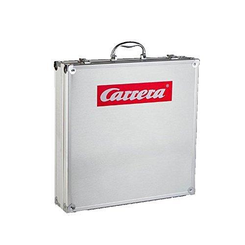 Carrera 20070460 - Evolution Fahrzeugkoffer, Aluminium
