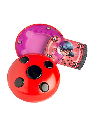Bandai– Miraculous Ladybug– Zaubertelefon– spricht Deutsch– Verkleiden–...
