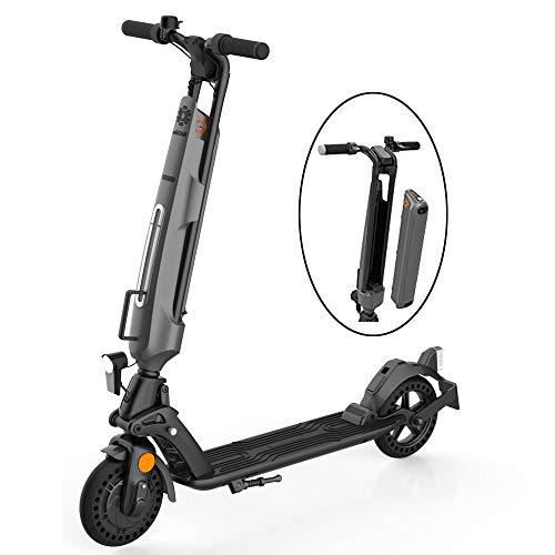 Elektroscooter für Erwachsene,E-Scooter mit Straßenzulassung...