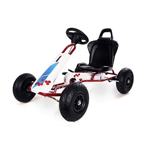 Ferbedo F005730 Gokart mit Pedalen AR5C Fresh, (Kart mit Freilaufautomatik, Kinder 3 – 8 Jahre,...