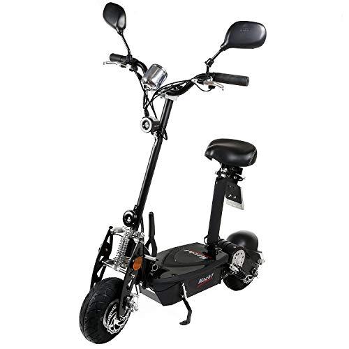 Mach1® Elektro E-Scooter mit EU Strassenzulassung 20Km/h Mofa Modell-2 EEC 36V/500W
