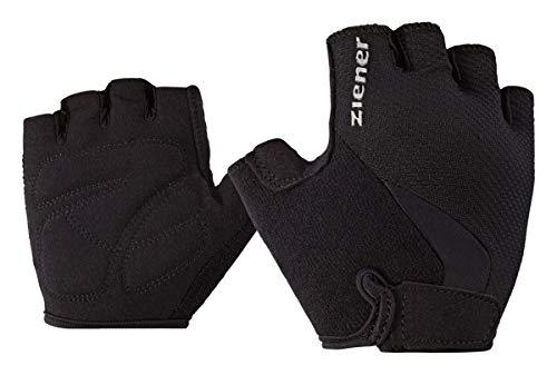 Ziener Kinder CRIDO Fahrrad-, Mountainbike-, Radsport-Handschuhe | Kurzfinger - atmungsaktiv/dämpfend,...