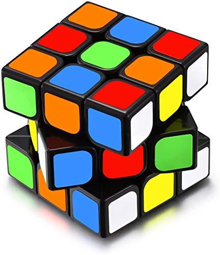 QiYi Zauberwürfel Magic Cube 3x3x3 Professionelle Puzzle Cube Brain Teaser Spielzeug für Kinder...