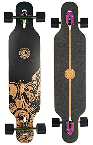 JUCKER HAWAII Longboard HOKU V2 Precision Flex II Neochrome